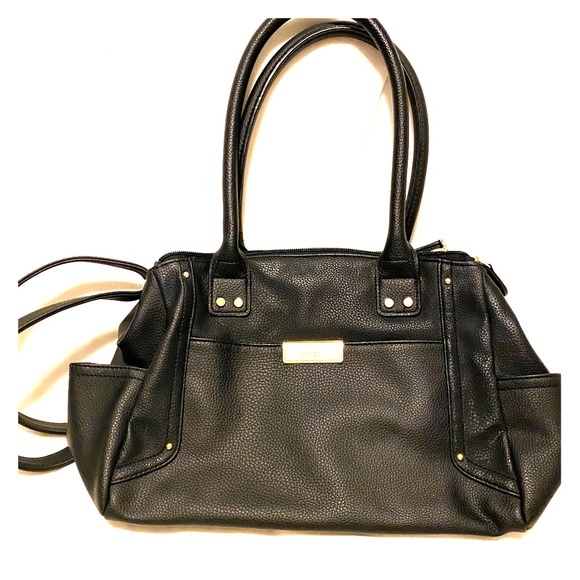 Rosetti Handbags - Rosetti black vegan leather purse
